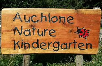 Auchlone Nature Kindergarten / Forest School